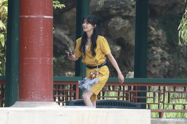 Lộ ảnh chưa photoshop của Trịnh Sảng, người hâm mộ lo ngại trước nhan sắc gầy rộc, lộ dấu hiệu hói tóc - Ảnh 5
