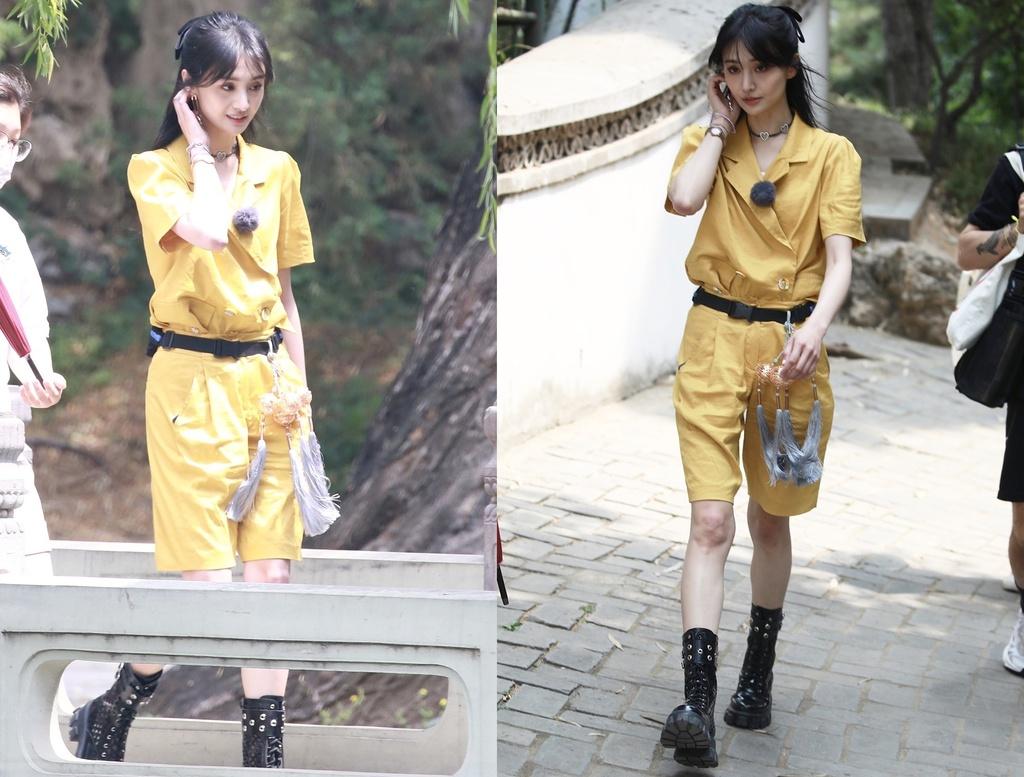 Lộ ảnh chưa photoshop của Trịnh Sảng, người hâm mộ lo ngại trước nhan sắc gầy rộc, lộ dấu hiệu hói tóc - Ảnh 6