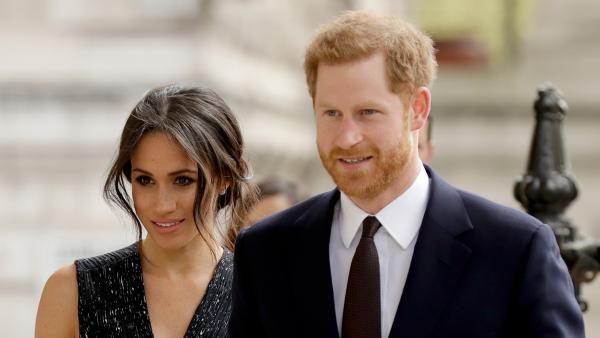Hoàng tử Harry mong muốn dấn thân vào Hollywood cùng vợ - Ảnh 1