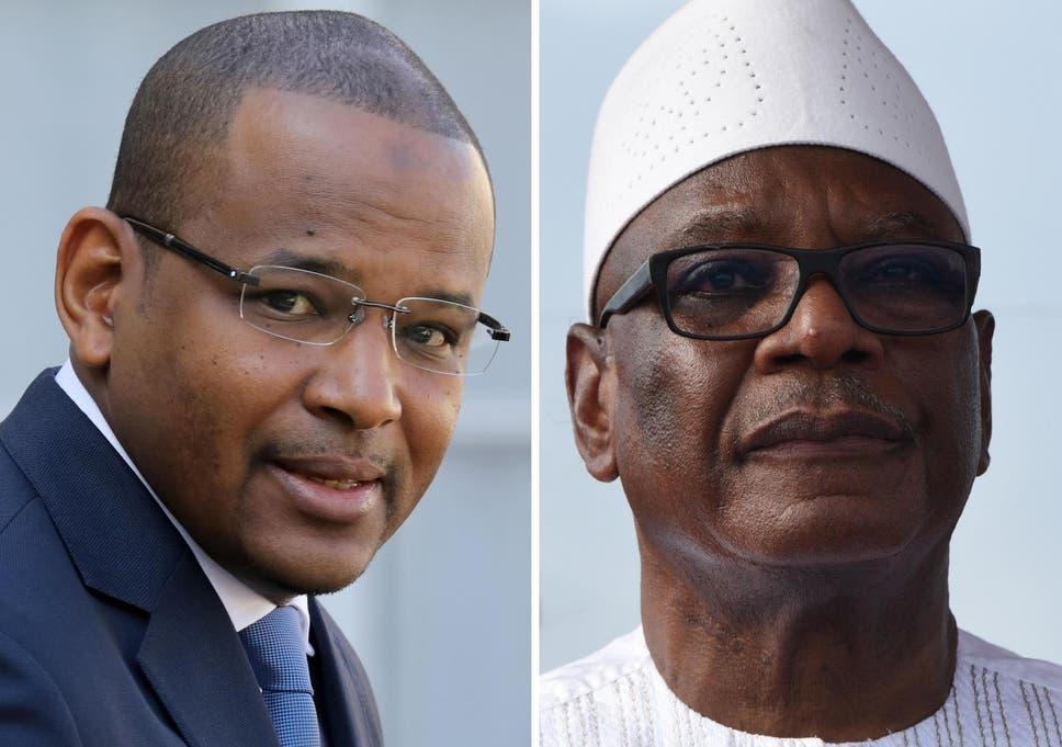 Tổng thống và Thủ tướng Mali bị phiến quân quân nổi dậy bắt giữ - Ảnh 1