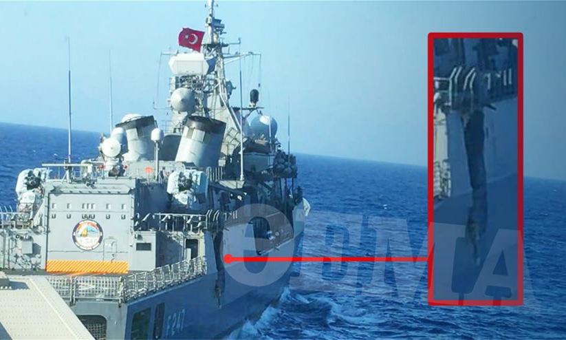 Ankara coi vụ va chạm giữ chiến hạm Thổ Nhĩ Kỳ với tàu Hy Lạp là hành động khiêu khích - Ảnh 1