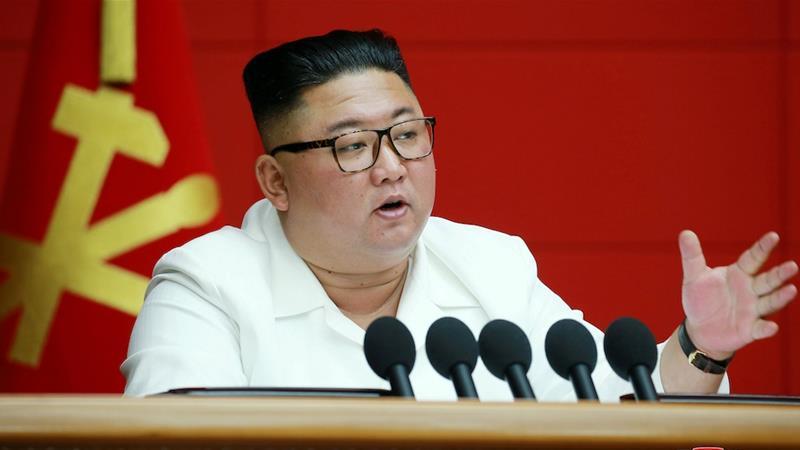 Chủ tịch Triều Tiên  Kim Jong-un lần đầu thừa nhận kinh tế bị tổn hại vì lệnh trừng phạt và dịch bệnh - Ảnh 1