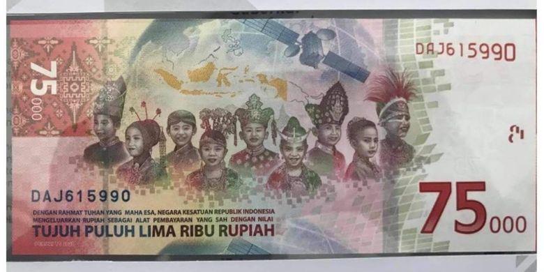 Cận cảnh đồng tiền mới của Indonesia gây tranh cãi vì bị nghi có yếu tố Trung Quốc - Ảnh 7