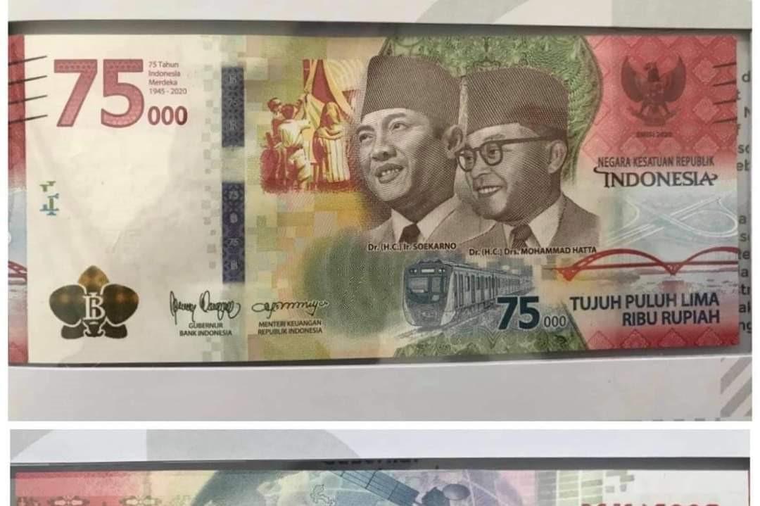 Cận cảnh đồng tiền mới của Indonesia gây tranh cãi vì bị nghi có yếu tố Trung Quốc - Ảnh 6