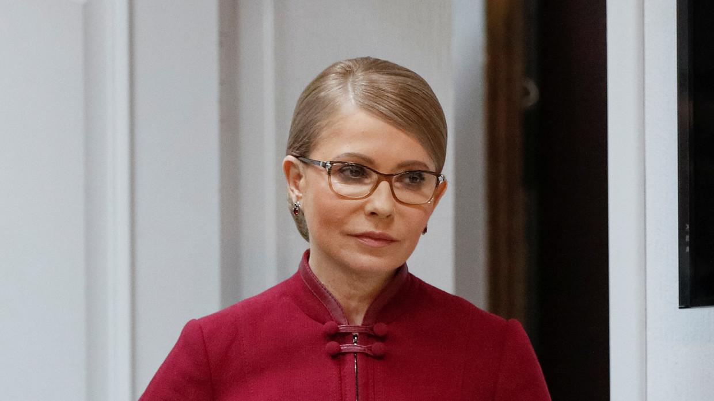 Sức khỏe cựu Thủ tướng Ukraine Yulia Tymoshenko xấu đi sau khi mắc COVID-19 - Ảnh 1