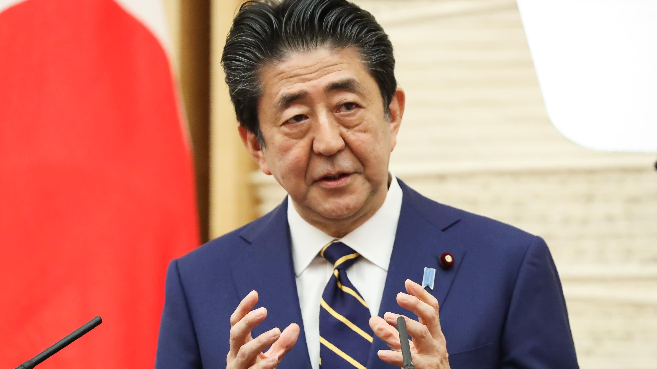 Thủ tướng Nhật Bản lại đến bệnh viện, gia tăng lo ngại về tình trạng sức khỏe - Ảnh 1