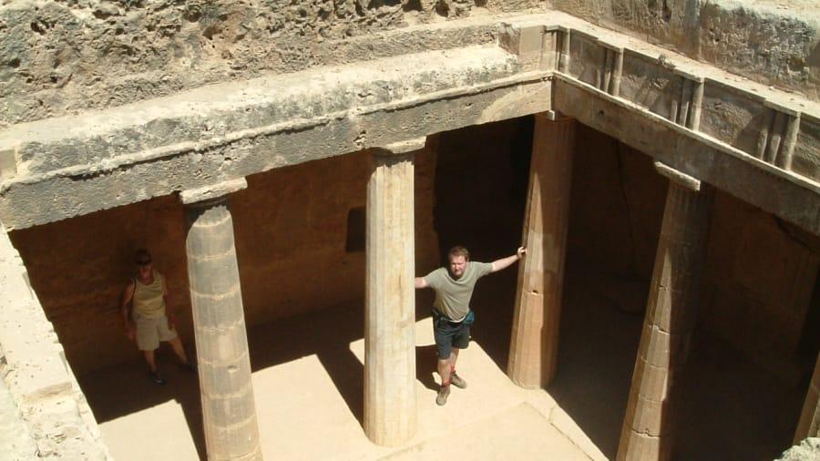 """Quốc đảo Síp: """"Thiên đường"""" với khách du lịch và truyền thuyết về nữ thần tình yêu Aphrodite - Ảnh 2"""