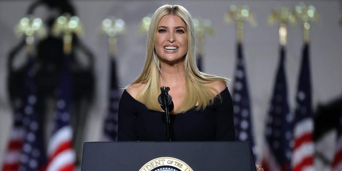 Con gái lớn của Tổng thống Mỹ có bài phát biểu 'nảy lửa' ủng hộ cha tái tranh cử  - Ảnh 1