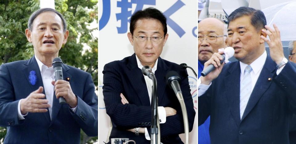 Cuộc đua vào ghế Thủ tướng Nhật Bản: Trọng trách nặng nề của người kế nhiệm ông Abe là gì? - Ảnh 2