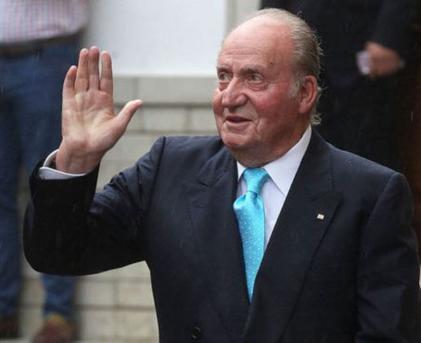 Cựu quốc vương Tây Ban Nha rời đất nước sau bê bối tham nhũng - Ảnh 1