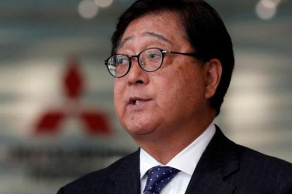 Chủ tịch tập đoàn Mitsubishi Motors từ chức vì vấn đề sức khỏe  - Ảnh 1