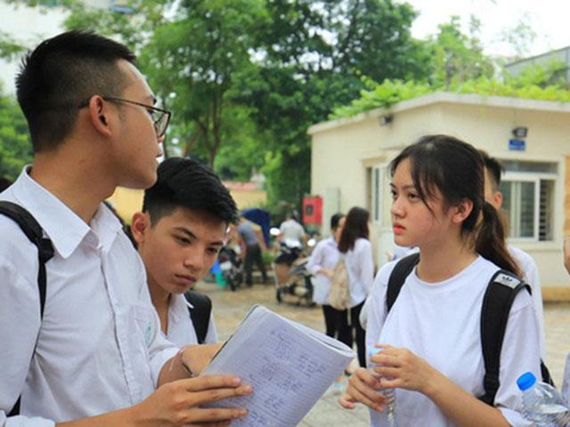 Đáp án, đề thi môn KHXH Lịch sử - Địa lý - GDCD mã đề 311 tốt nghiệp THPT 2020 chuẩn nhất, chính xác nhất - Ảnh 2