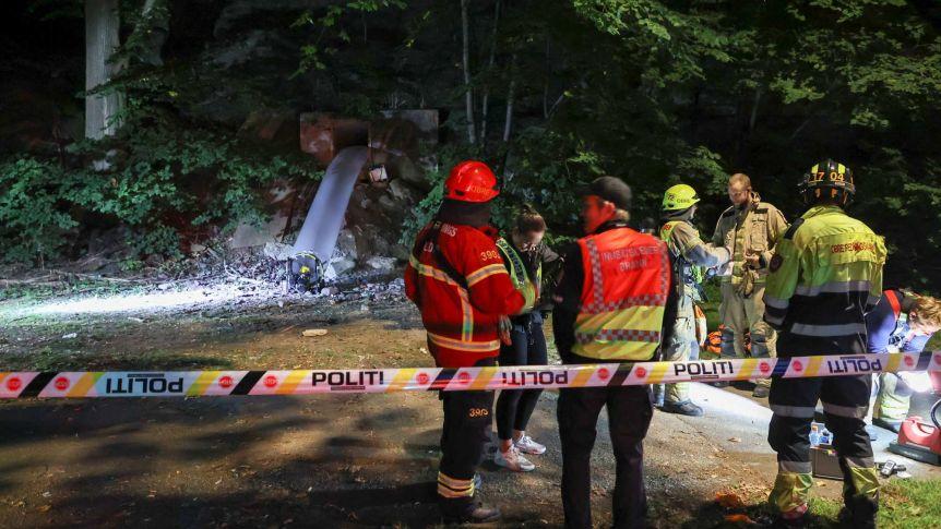 27 người nhập viện do ngộ độc khí trong bữa tiệc dưới tầng hầm ở Na Uy - Ảnh 1