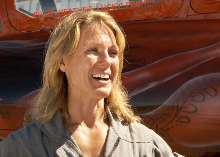 """Nữ phi công anh hùng kể lại nhiệm vụ """"liều chết"""" trong ngày 11/9 - Ảnh 3"""