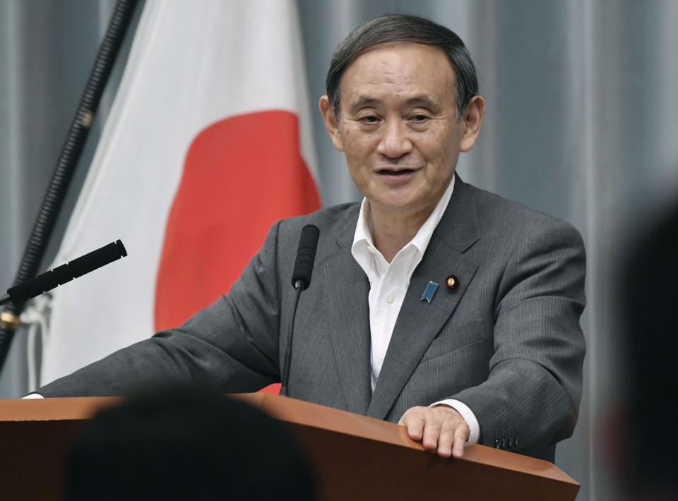 Chân dung ông Suga Yoshihide - tân Thủ tướng kế nhiệm ông Abe Shinzo - Ảnh 3