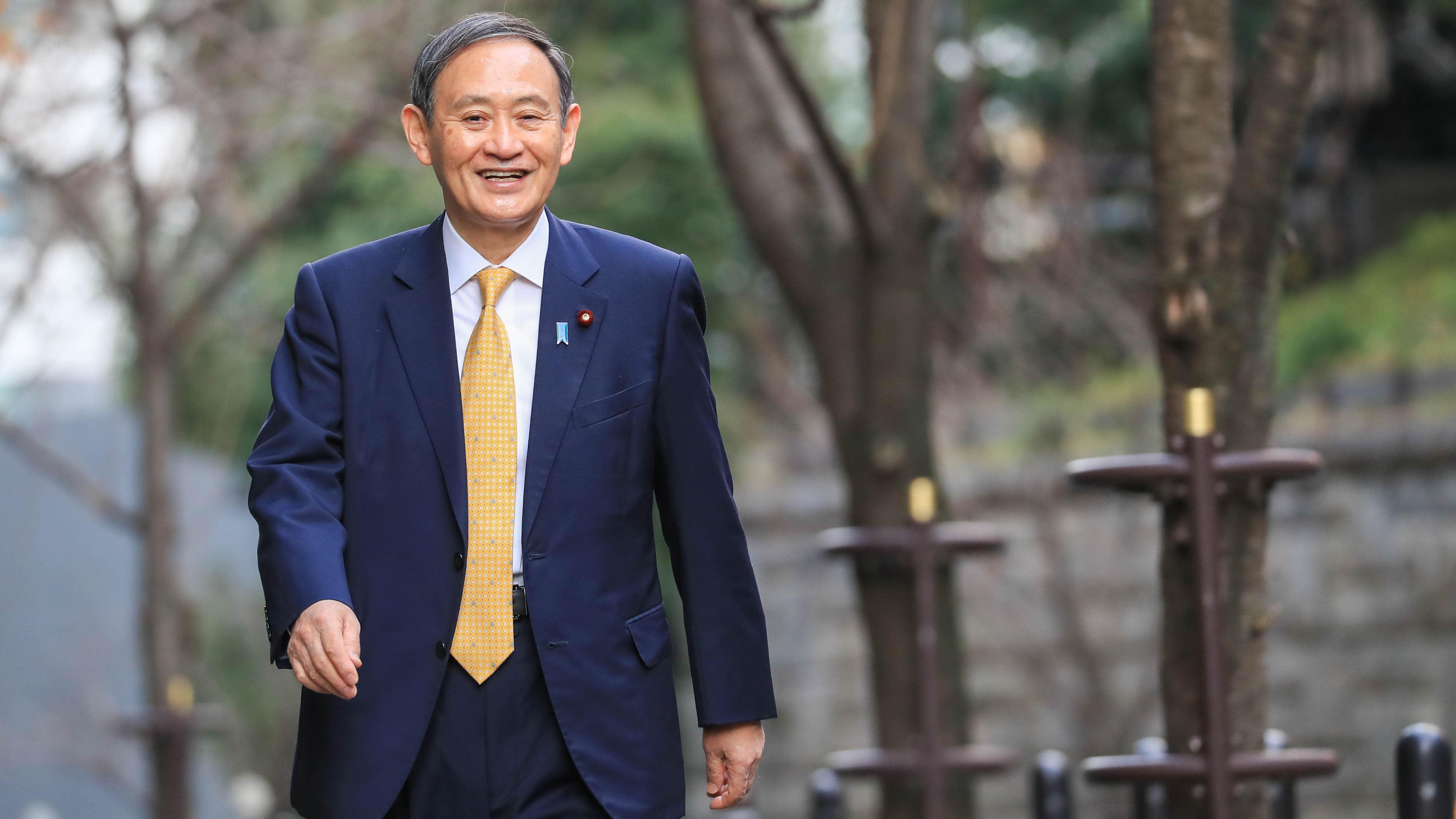 Ông Suga Yoshihide thắng cuộc bầu cử của đảng LDP, trở thành nhà lãnh đạo mới kế nhiệm ông Abe Shinzo - Ảnh 1