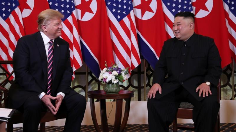 Lá thư trao đổi giữa Chủ tịch Triều Tiên và Tổng thống Mỹ ca ngợi khoảnh khắc Hội nghị ở Hà Nội - Ảnh 1