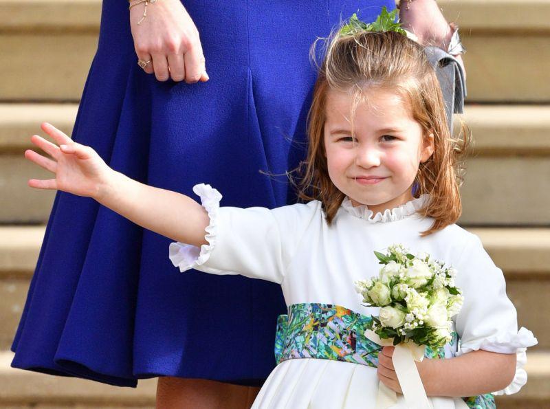 """Tước hiệu """"độc nhất"""" của tiểu Công chúa Charlotte nếu Hoàng tử William kế vị ngai vàng - Ảnh 1"""