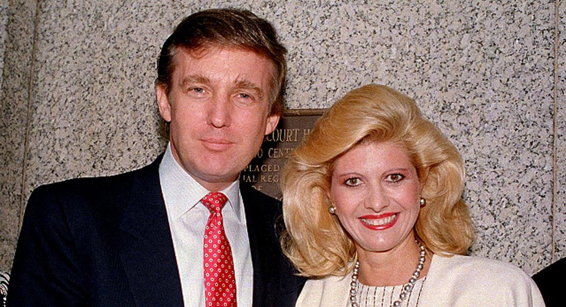 Vợ cũ ông Trump lần đầu công khai nhận xét về Đệ nhất phu nhân Melania  - Ảnh 2