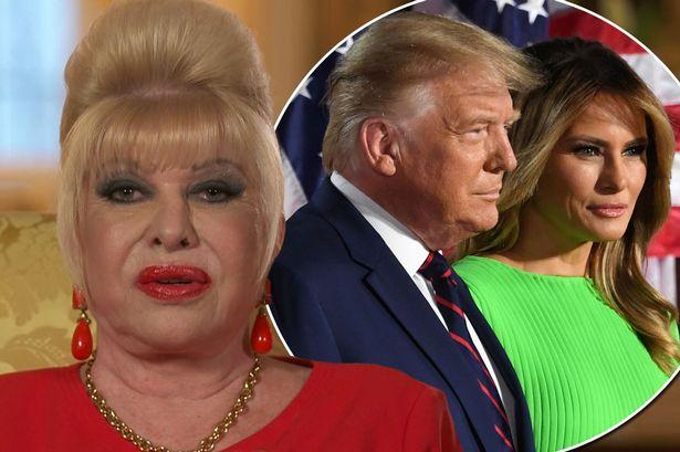 Vợ cũ ông Trump lần đầu công khai nhận xét về Đệ nhất phu nhân Melania  - Ảnh 1