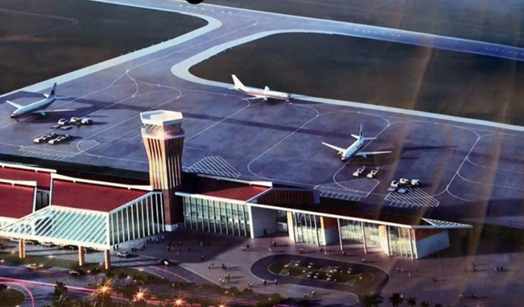 Dự án sân bay 3,8 tỷ USD tại Campuchia bị nghi ngờ phục vụ mục đích quân sự cho Trung Quốc - Ảnh 1