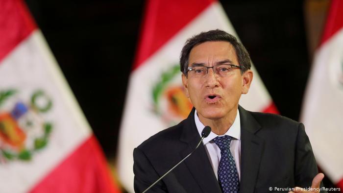 Tổng thống Peru đối mặt với nguy cơ bị điều tra luận tội - Ảnh 1
