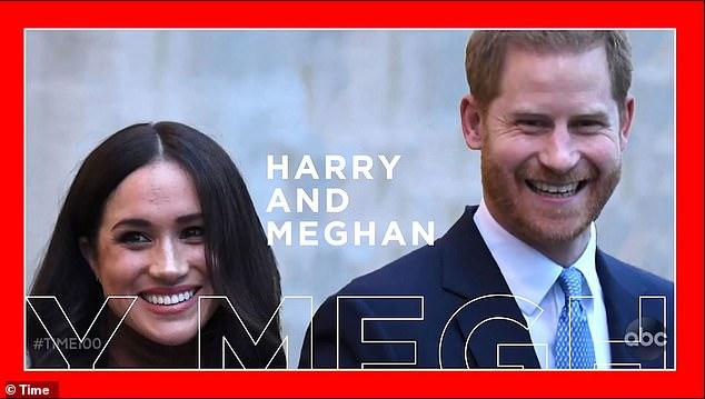 Vợ chồng Hoàng tử Harry lọt danh sách 100 người ảnh hưởng nhất năm 2020 - Ảnh 1