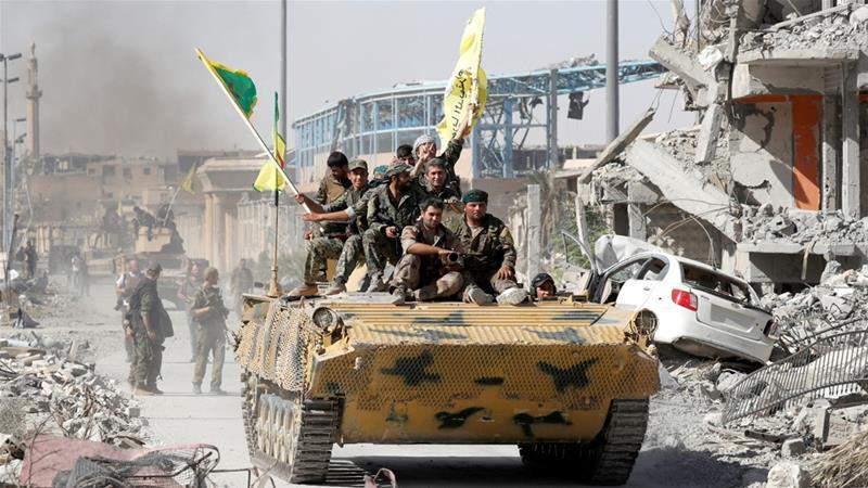 Chiến sự ở Syria: Ngoại trưởng Nga tuyên bố điều bất ngờ, chỉ rõ 2 khu vực còn xung đột - Ảnh 2