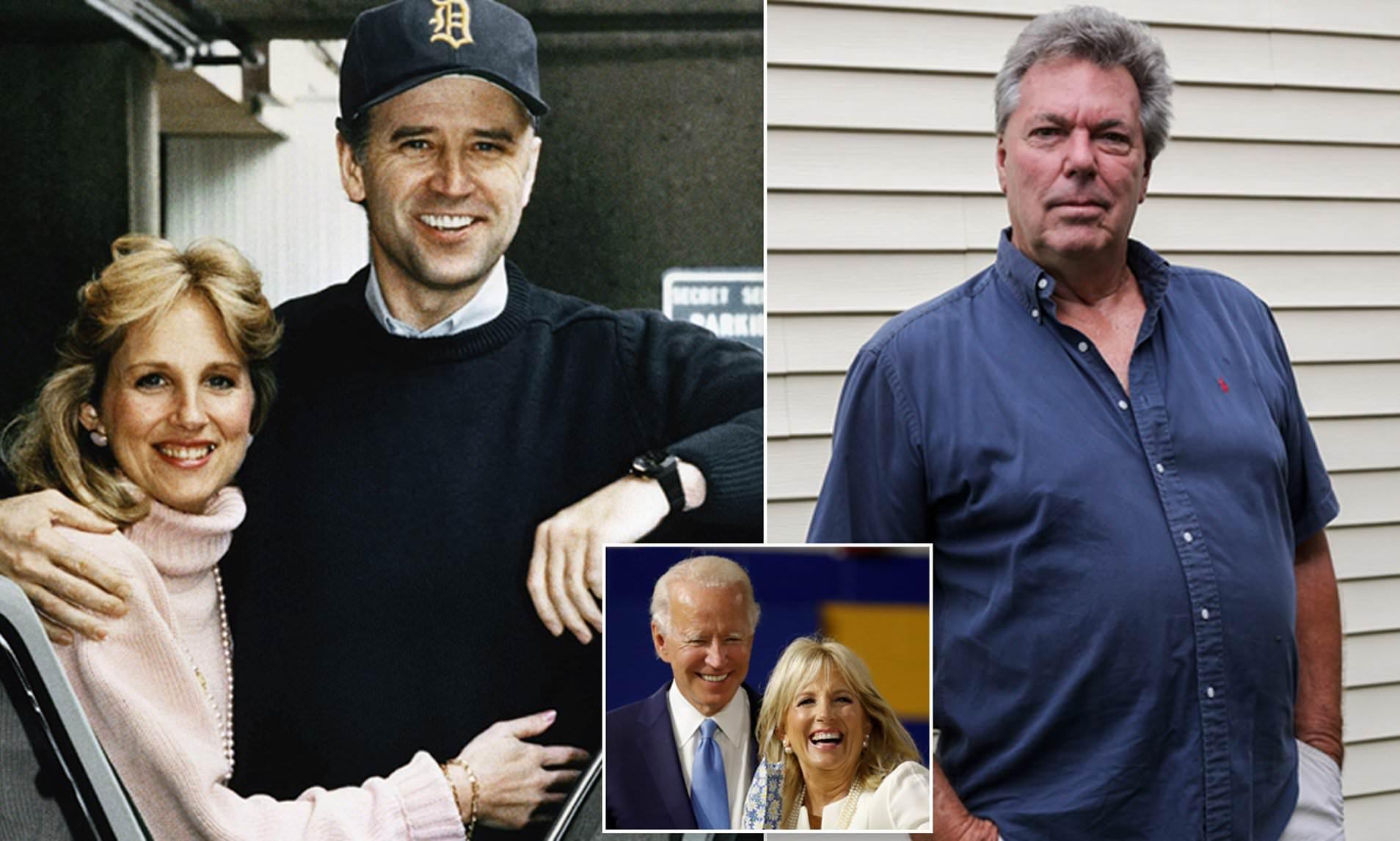 """Đại diện đảng Dân chủ Joe Biden bị chồng cũ của vợ chỉ trích """"giả tạo"""" - Ảnh 2"""