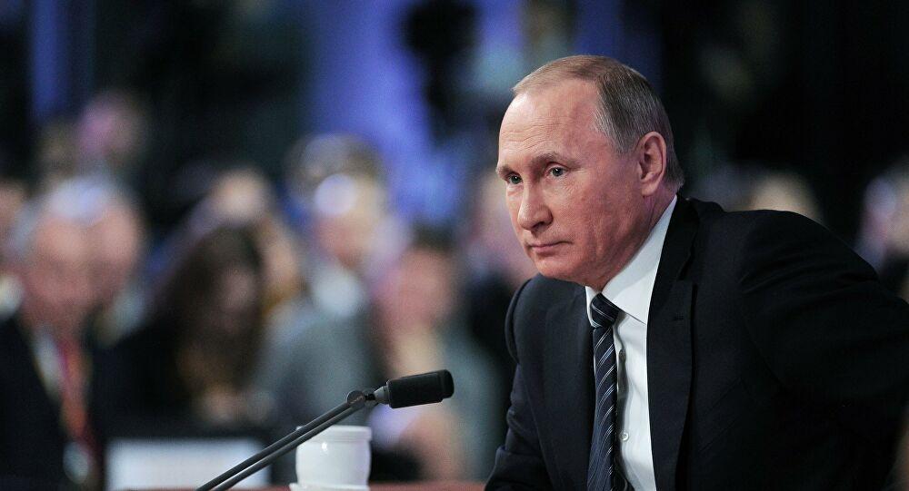 Tổng thống Nga Vladimir Putin được đề cử giải Nobel Hòa bình 2021 - Ảnh 1
