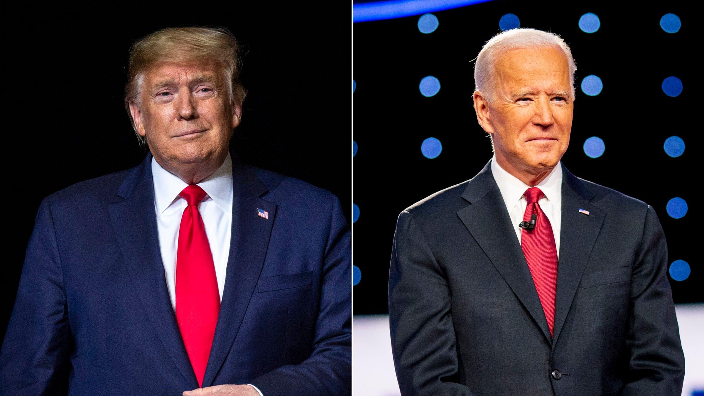 """Ông Joe Biden công khai hồ sơ thuê trước cuộc tranh luận đầu tiên, """"thách"""" Tổng thống Mỹ làm điều tương tự - Ảnh 1"""