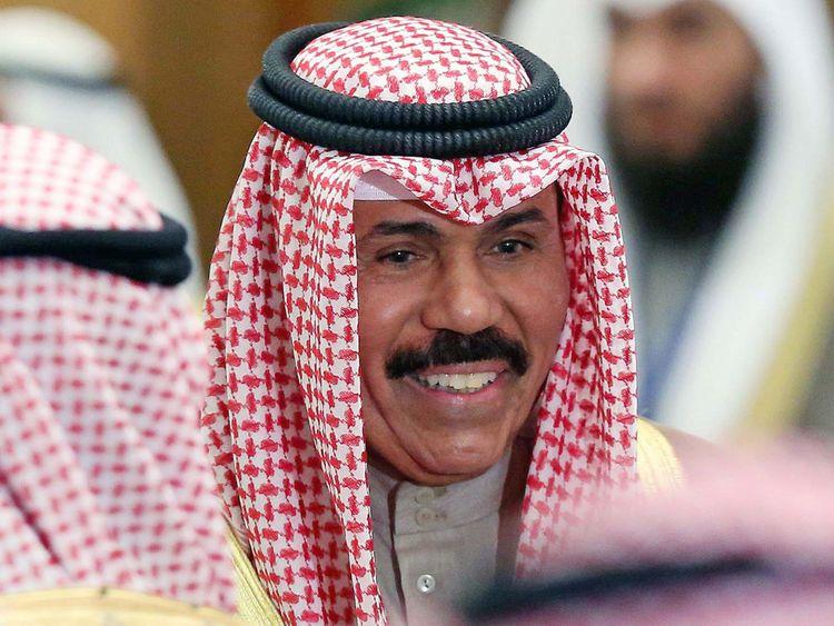 Tân quốc vương Kuwait tuyên thệ nhậm chức trước Quốc hội - Ảnh 1