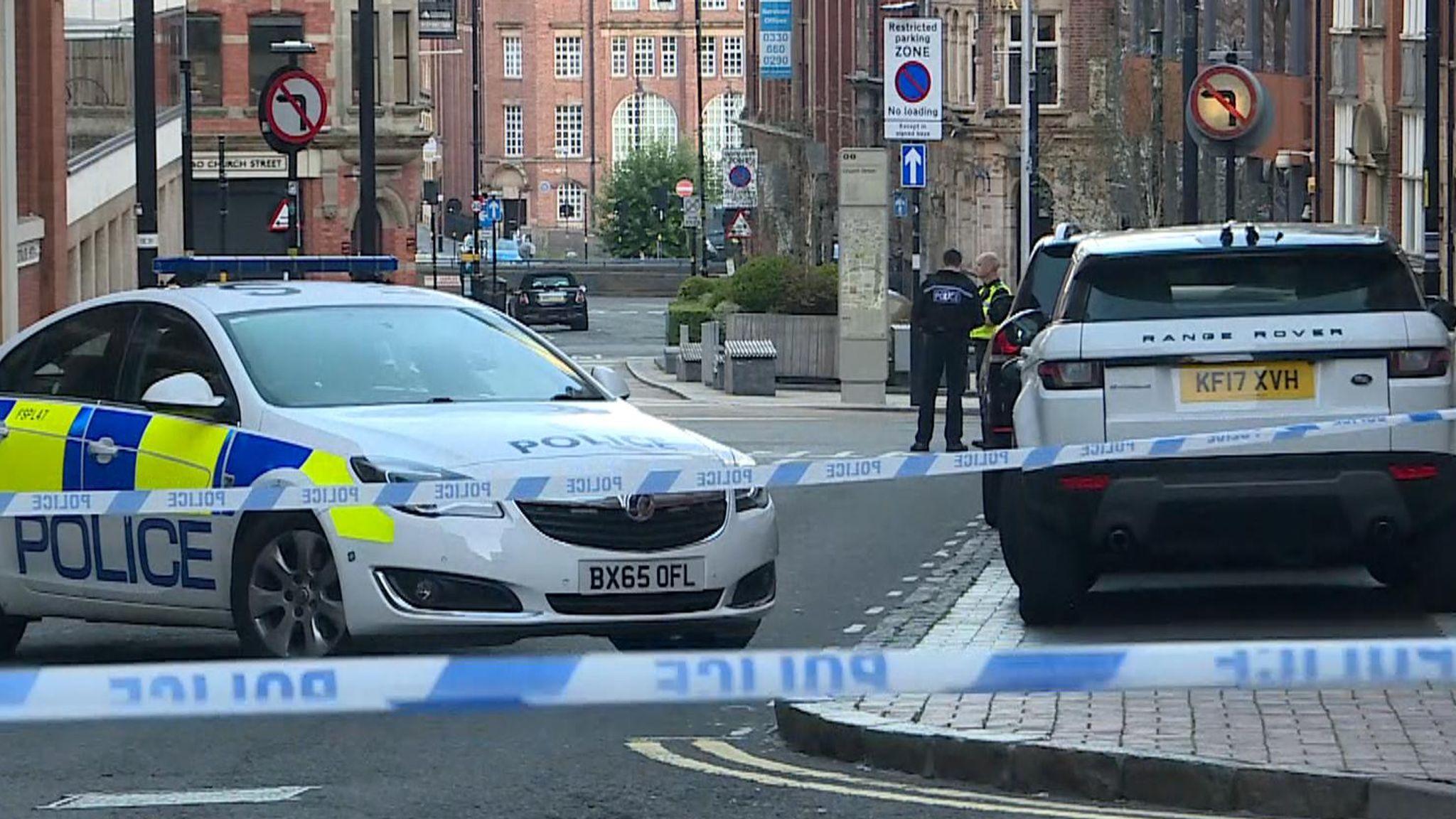 Cảnh sát Anh cảnh báo sau khi hàng loạt người bị đâm tại thành phố Birmingham - Ảnh 1