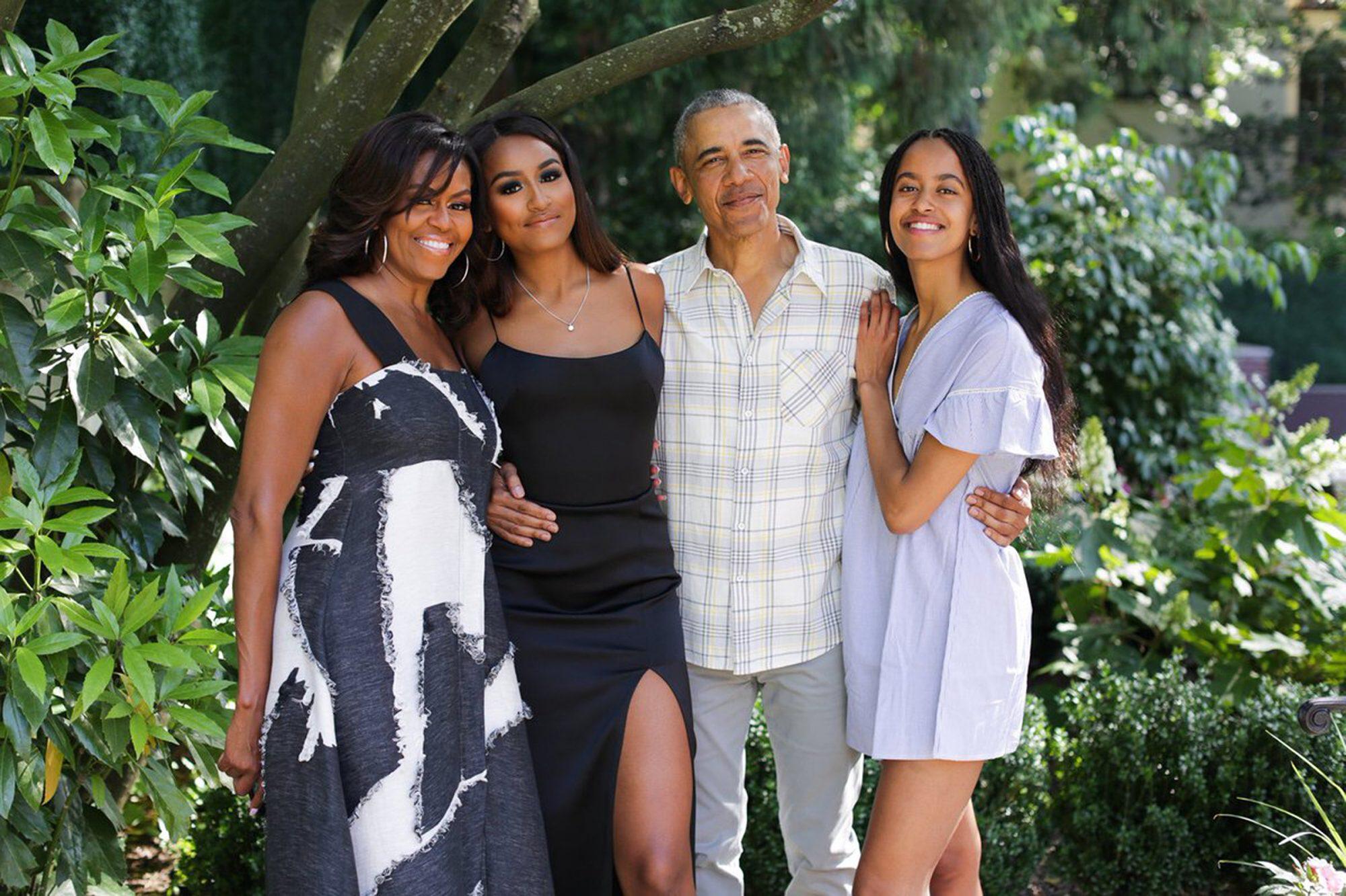 Cựu Đệ nhất phu nhân Mỹ Michelle Obama đưa ra lời khuyên về hôn nhân  - Ảnh 1