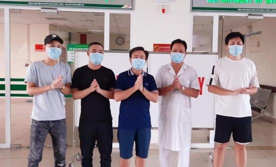 5 người trở về từ Ukraina mắc COVID-19, Việt Nam có 1.059 bệnh nhân - Ảnh 1