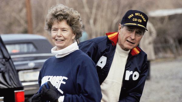 Em gái cố Tổng thống George H.W. Bush qua đời vì COVID-19 - Ảnh 1