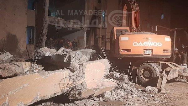 Chiến sự Syria: Israel phát động cuộc không kích mới nằm vào thủ đô hành chính Deir Ezzor - Ảnh 1