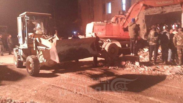 Chiến sự Syria: Israel phát động cuộc không kích mới nằm vào thủ đô hành chính Deir Ezzor - Ảnh 2