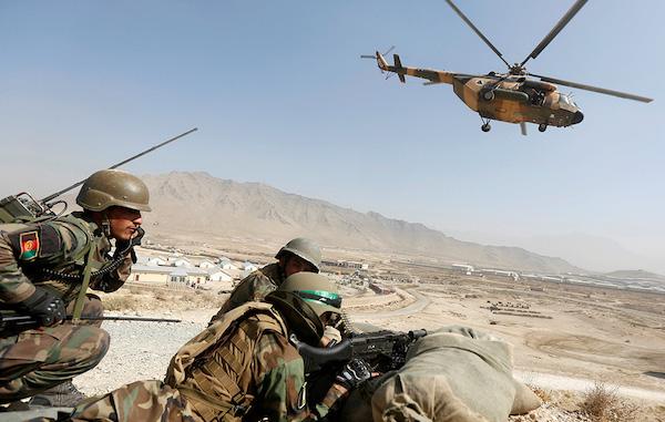 Taliban đột nhập, sát hại 12 dân quân ủng hộ ở Afghanistan - Ảnh 1