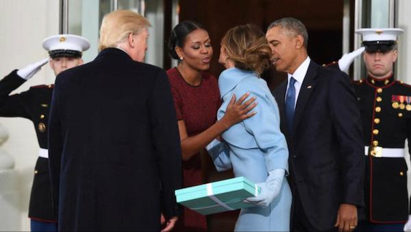 """Vợ chồng Tổng thống Donald Trump sẽ """"phá lệ"""" trong ngày nhậm chức của người kế nhiệm - Ảnh 1"""