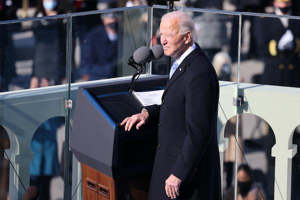 """Ông Joe Biden khẳng định sẽ là """"tổng thống của tất cả người Mỹ"""" - Ảnh 1"""