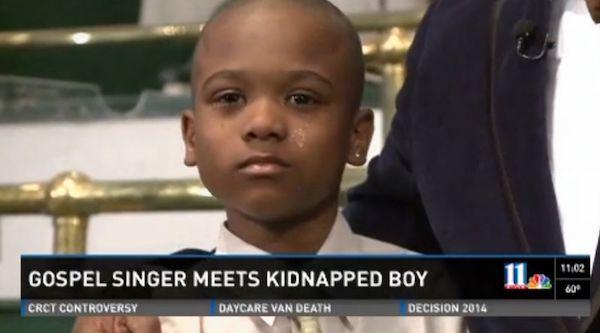 Cậu bé 9 tuổi được thả tự do sau 3 tiếng bị bắt cóc nhờ một hành động ai nghe xong cũng ngỡ ngàng - Ảnh 1