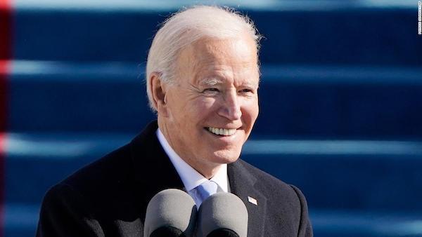 Tổng thống Biden dự đoán kết quả phiên toà luận tội người tiền nhiệm Donald Trump - Ảnh 1
