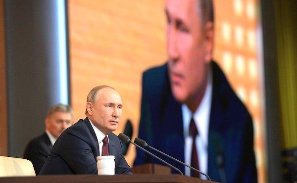 Tổng thống Putin tiết lộ dự định trong tương lai sau khi mãn nhiệm - Ảnh 1