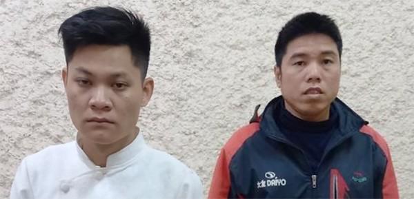 Nghệ An: Bắt giữ 2 đối tượng đưa người ra nước ngoài làm việc trái phép - Ảnh 1