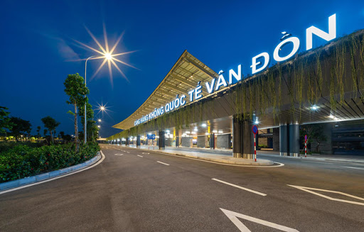 Sân bay Vân Đồn tạm thời bị đóng cửa trong vòng 15 ngày - Ảnh 1