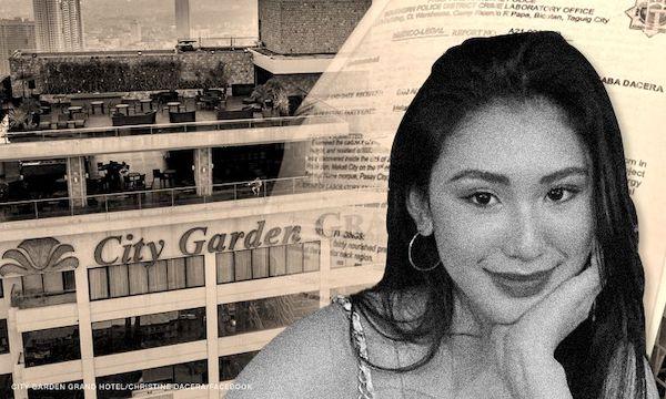 Vụ Á hậu Philippines chết bất thường: Công bố báo cáo pháp y chính thức về nguyên nhân tử vong - Ảnh 1