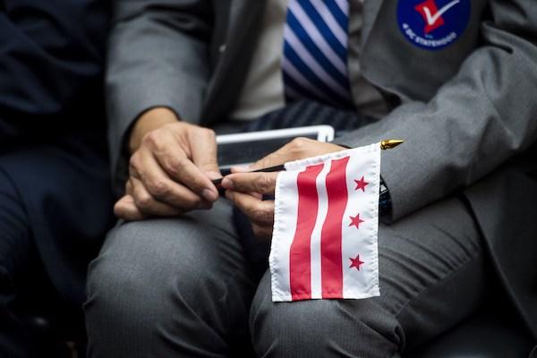 Đảng Dân chủ giới thiệu dự luật tách thủ đô Washington D.C thành bang thứ 51 của Mỹ - Ảnh 1