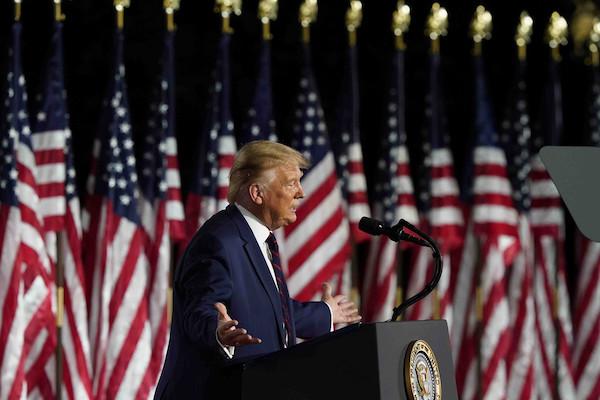 Dù bị chỉ trích, vai trò của ông Trump trong đảng Cộng hoà vẫn không thay đổi - Ảnh 1