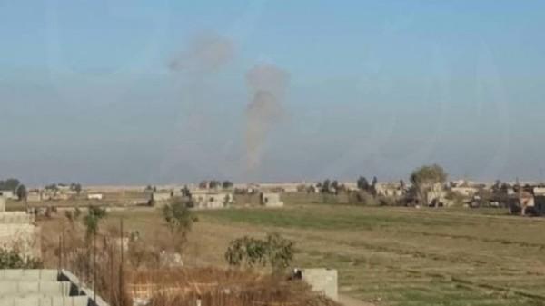 Tình hình chiến sự Syria mới nhất ngày 3/1: Nổ lớn tại căn cứ quân sự của Mỹ ở Syria - Ảnh 1